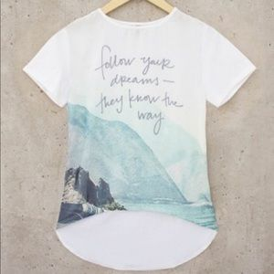 Joyfolie Graphic Top